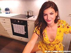 Kitchen Fun Years - Softcore Webcam