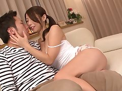 Japanese redhead become man Ayumi Shinoda gave saving except titjob you ever bon mot