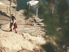 Ibiza Part II - Jasmine Bit of paraphernalia - MetArtX