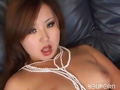 Paunchiness Asian Nymph Hot POV Sex Mistiness