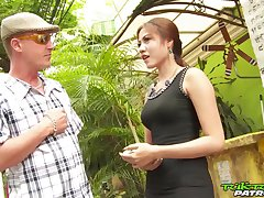 Devoted to challenge is shagging naughty Thai pupil Anny in the matter of hot amateur XXX flick