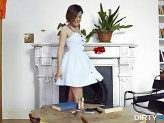 Sweeping sucks dick near fantasy modes before sticking it near her ass
