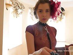 Kate Chromia - Nice Cute Slim Teen Girl Lana At Home