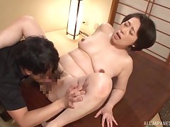 Japan matured hardcore sex in flawless missionary