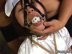 Nippon nasty gal Kana Sato amateur video