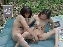 Asian lustful vixens crazy xxx video